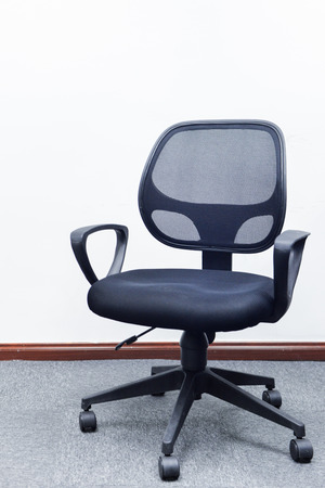 nylon: nylon office chair