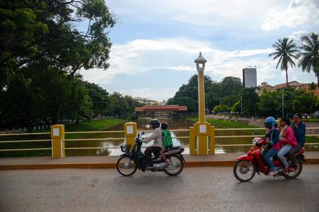 siem reap: street view of Siem Reap