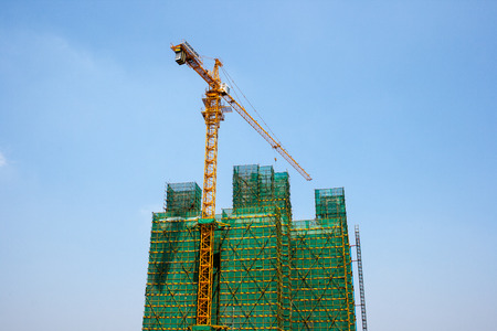 building safety: construction site