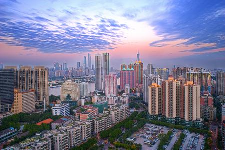 Guangzhou: Guangzhou sunset