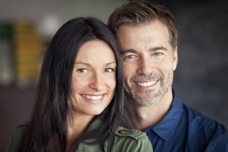 happy mature couple: Happy Mature Couple Stock Photo
