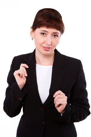 businesswoman Stock Photo - 14295784