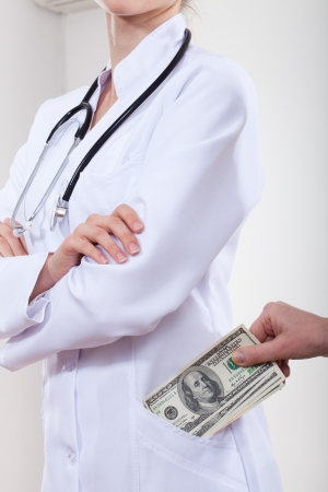 The patient puts money in your pocket doctor  photo