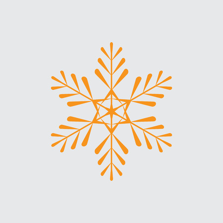 spangle: Abstract Christmas Background. Greeting card with snowflakes