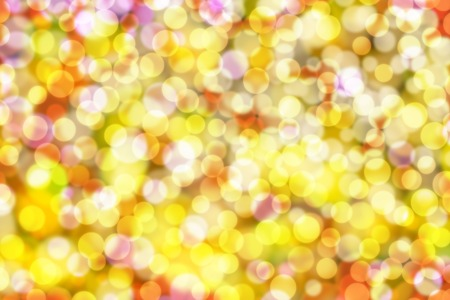 bstract: Beautiful bstract background. Colorful bokeh blurred lights background. Christmas background