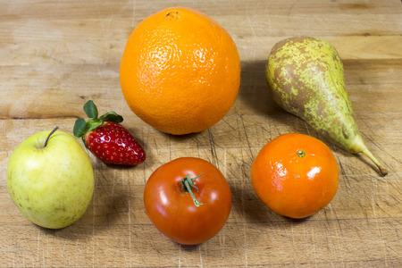 caes: Fruta de la temporada