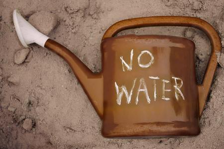 Empty Water Can Stok Fotoğraf