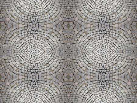 pavers: geometrical pavers pattern