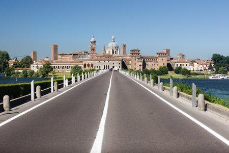 Mantua  Italy Editorial