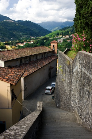 siesta: A small town in Italy