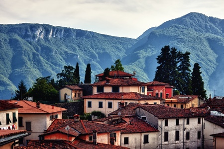 A small town in Italy Stock Photo - 9623335