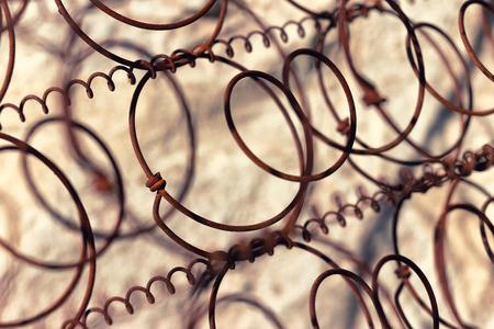 Old spiral springs
