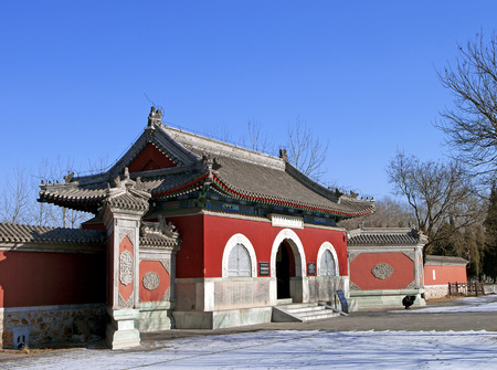 empress: Beiding Taishan empress temple