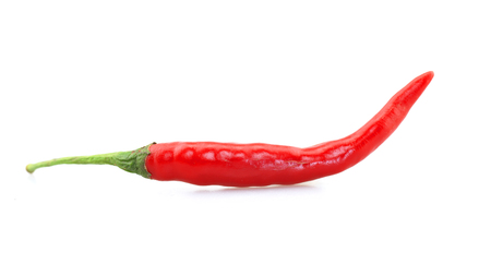 capsaicin: Red hot chili pepper