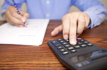 calculator chinese: Accountant