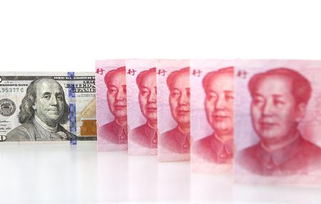 Exchange rate concept Stock Photo