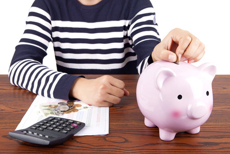 strapped: Investment and Financing Stock Photo