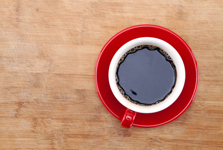 gules: Cup of coffee