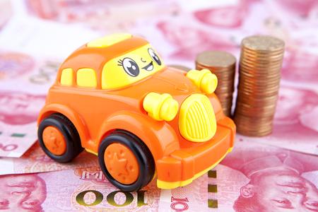 money: Money car