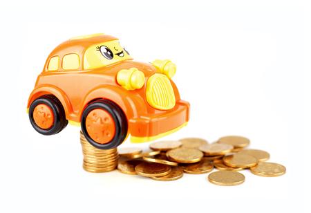 Buy car concept