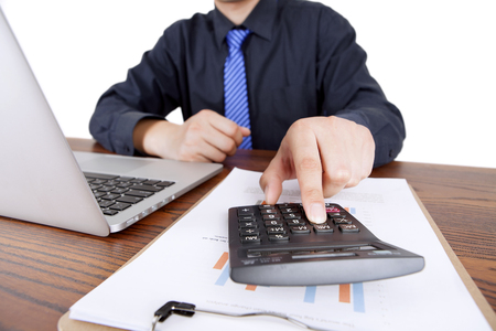 accountant Stok Fotoğraf - 74380585