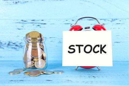 stock investment Stock Photo
