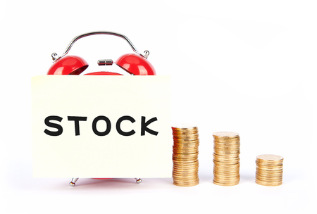 stock investment Stock Photo