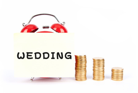 strapped: Wedding expenses