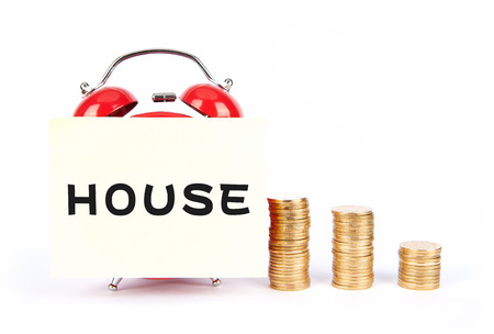 Buy house concept