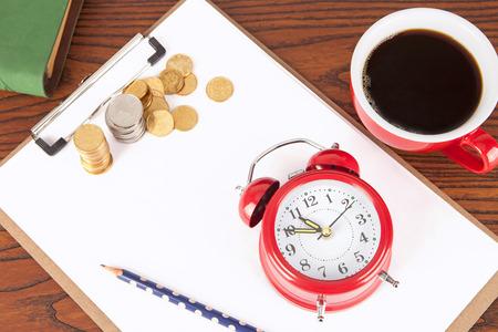 Business time concept Lizenzfreie Bilder
