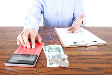 accountant Lizenzfreie Bilder