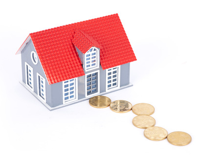 House model and coin path
