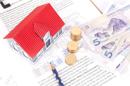 property management: House sale