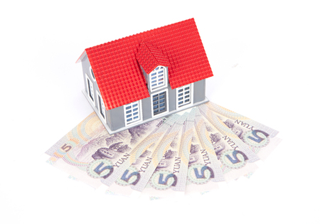 property management: A small house on a note
