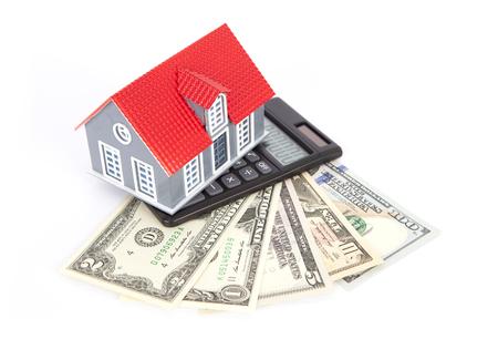 住宅を購入 写真素材