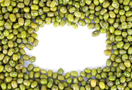 Mung bean background