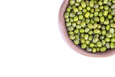 green bean: Fresh green beans Stock Photo