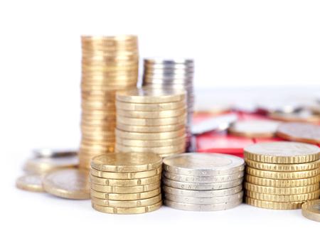 Coins and calculators