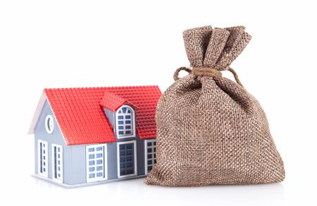 Real estate transaction concept