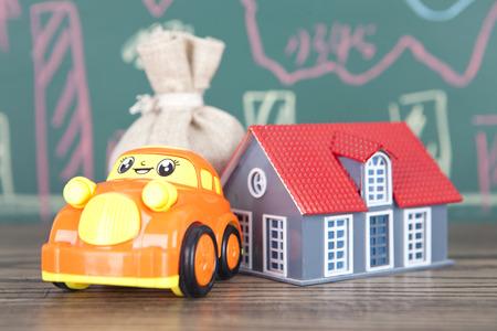 自動車・住宅ローンのコンセプト