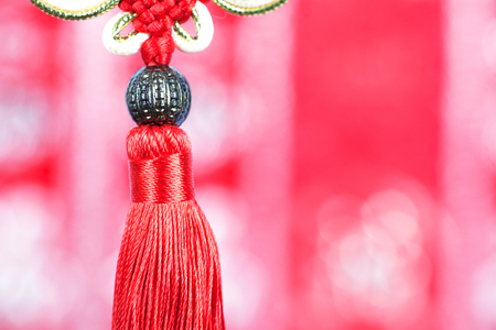 The tassel in China