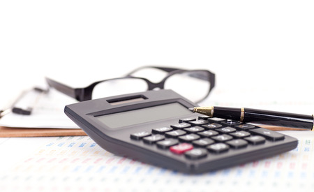 Investment and Financing concept Stock Photo