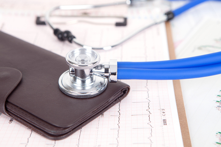 Medical equipment and wallet