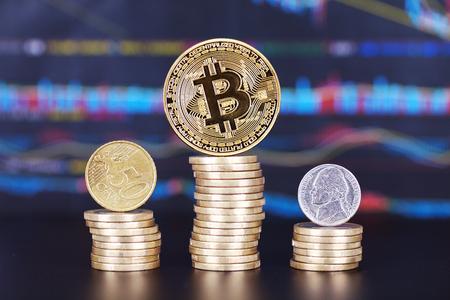 Money and Finance Stock Photo