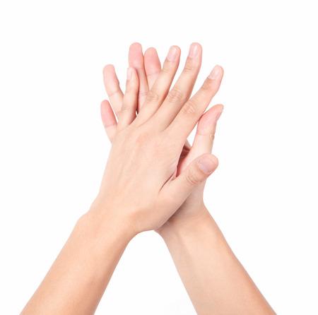 Klap gebaren