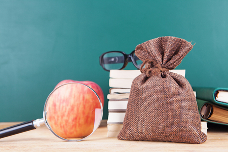 Investment in education Stock Photo