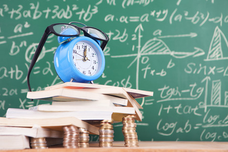 Investment education time