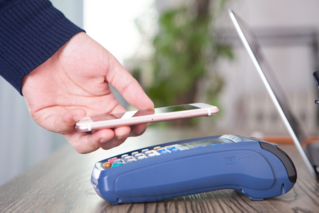 Scavenging payment 스톡 콘텐츠
