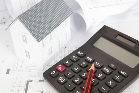 House design budget concept