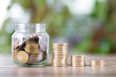 concept of Financial saving